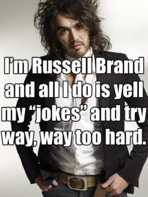 2009 MTV VIDEO MUSIC AWARDS Russell Brand
